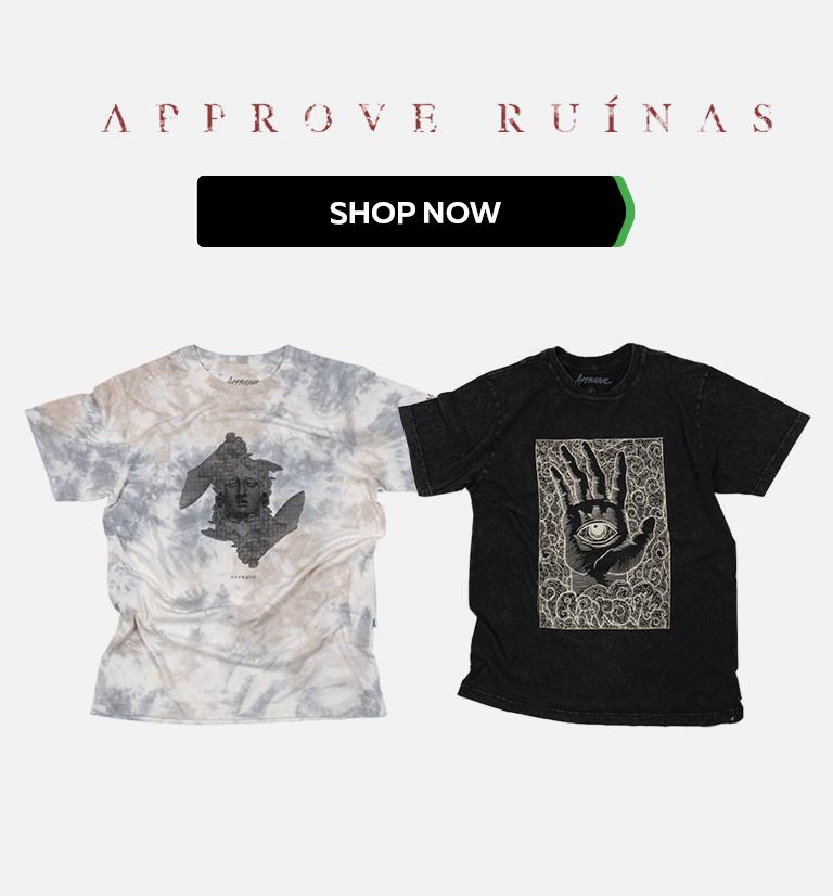 Ruínas - Just Approve