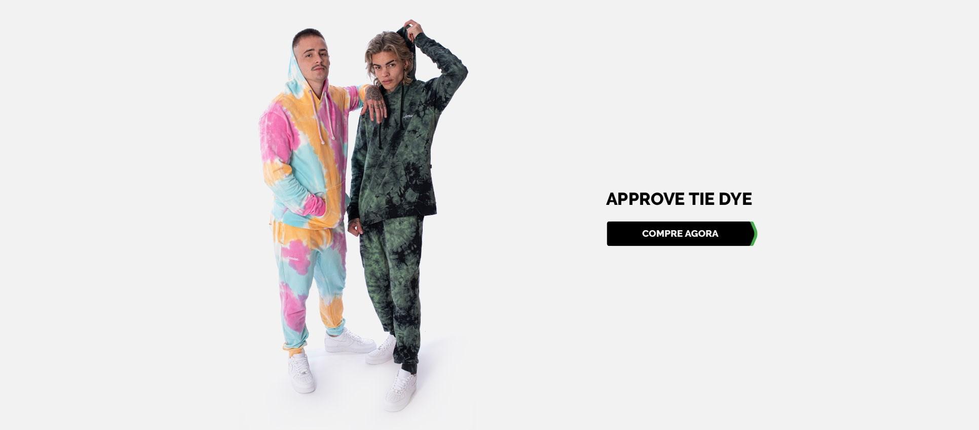 Tie Dye - Approve