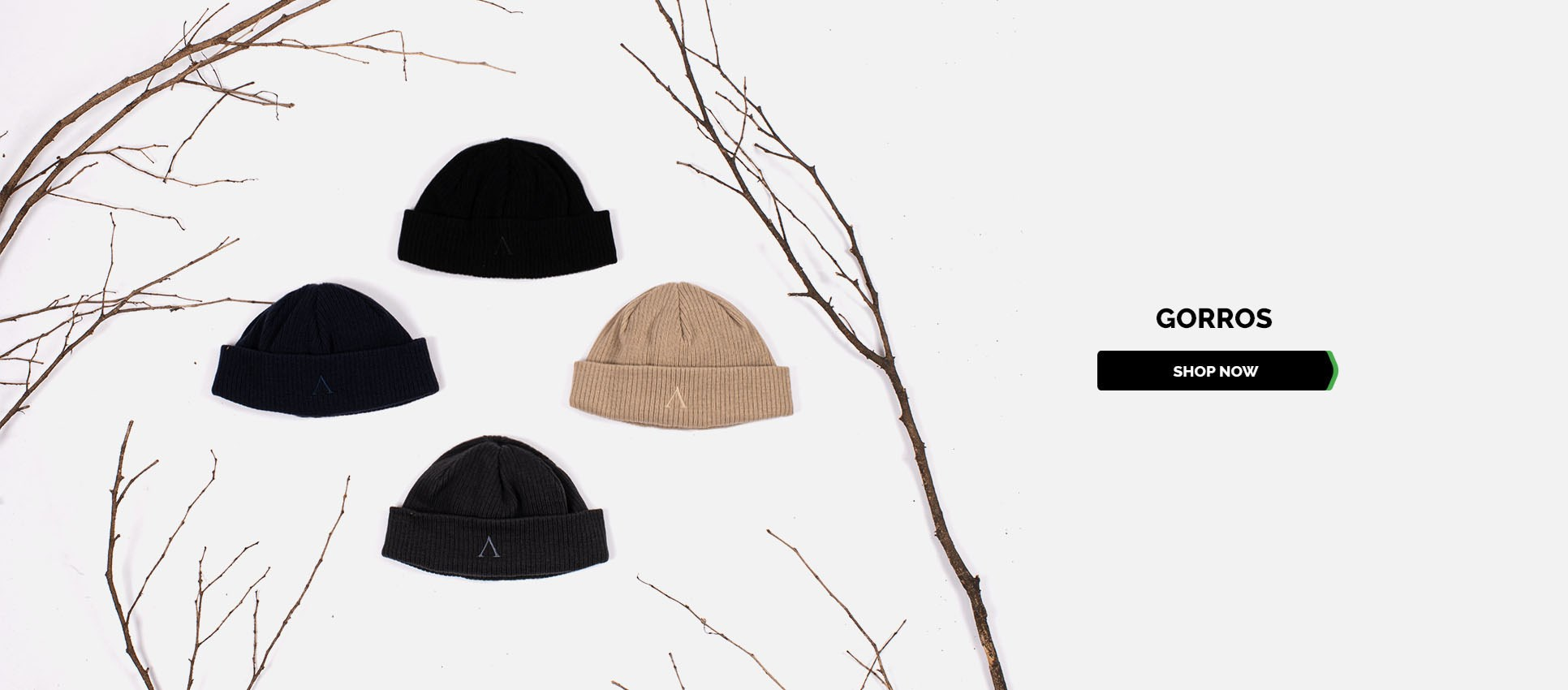 Gorro Canvas - Just Approve