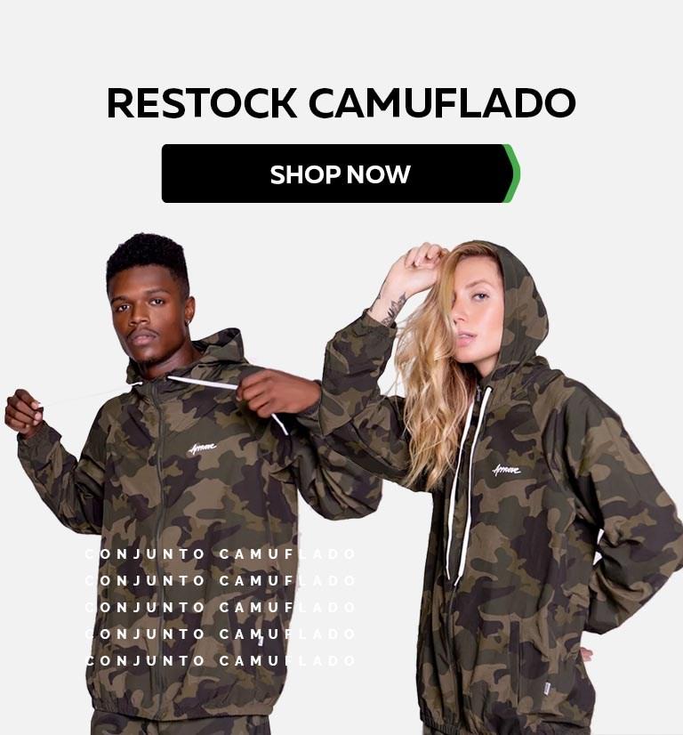 Camuflado - Just Approve