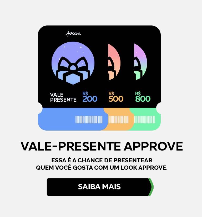 Vale Presente - Just Approve