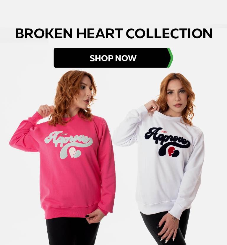 Broken Heart - Just Approve