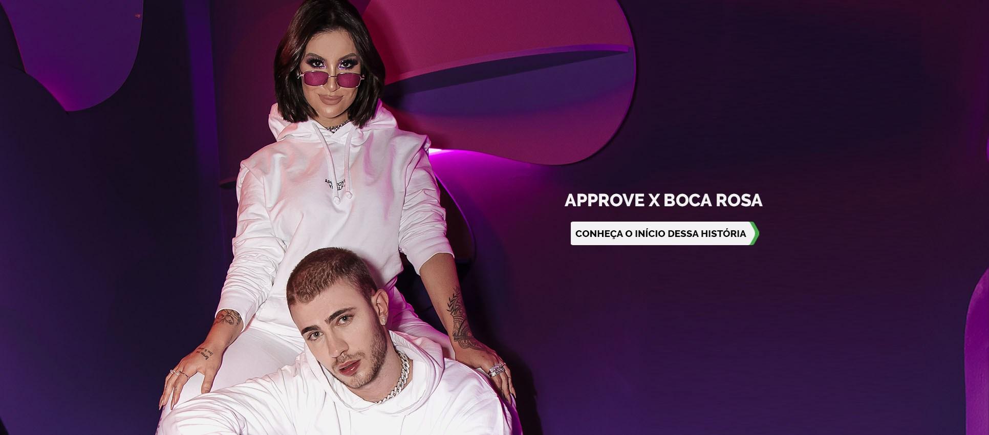 Boca Rosa - Approve