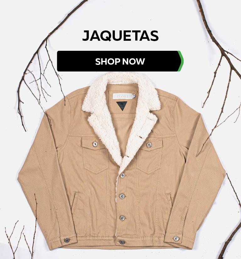 Jaquetas - Just Approve
