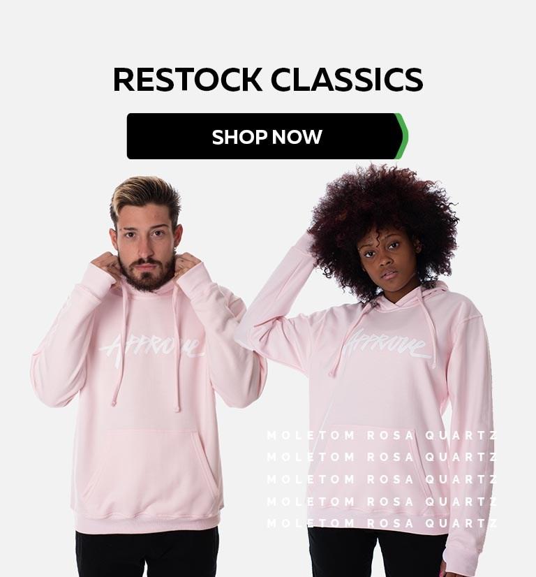Rosa Quartz - Just Approve
