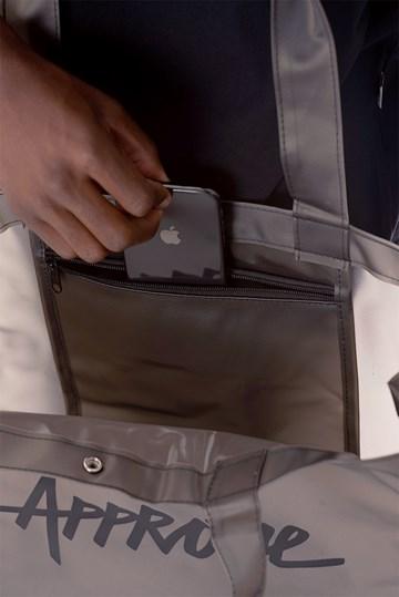 Bag Approve Translucent Chumbo