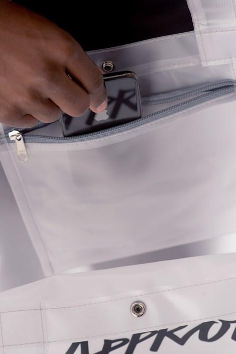 Bag Approve Translucent Cristal
