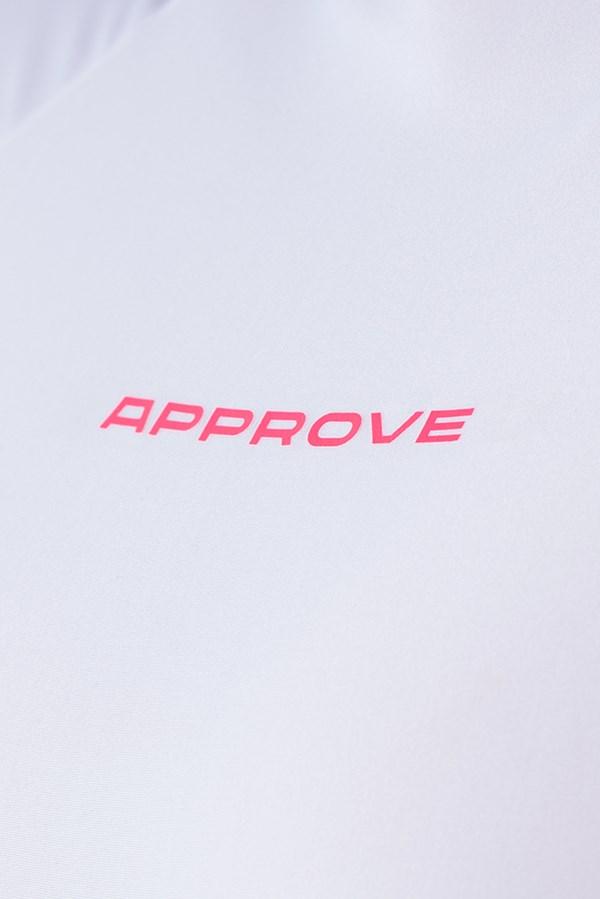 Body Gola Alta Approve Robotik Branco