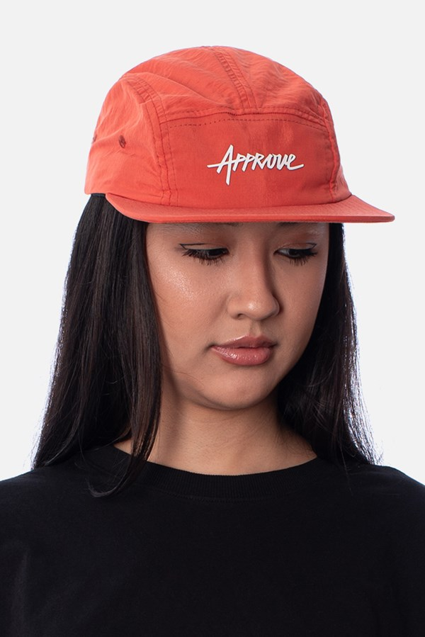 Boné 5Panel Approve Cartoon Coral