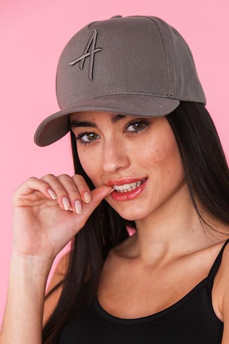 Boné Approve Baseball Hat Cinza