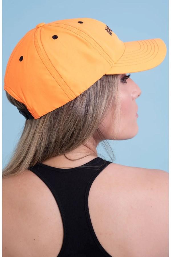 Boné Approve Dad Hat Laranja Neon