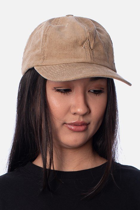 Boné Cotelê Dad Hat Approve Canvas Bege
