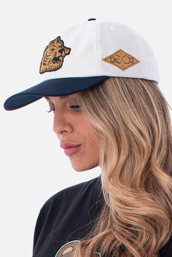 Boné Dad Hat Approve Boxing Club Off White