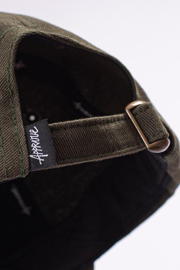 Boné Dad Hat Approve Classic Verde Militar V2