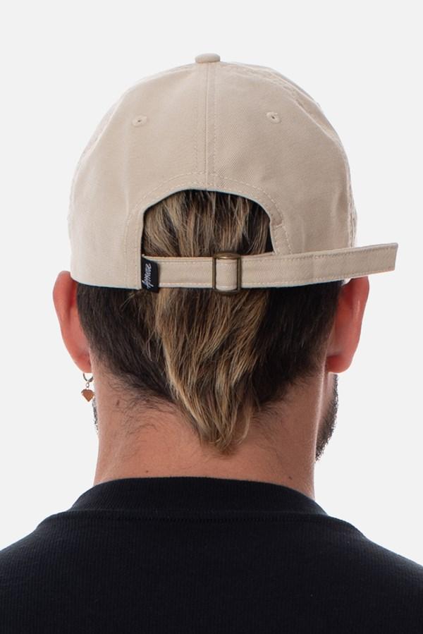 Boné Dad Hat Approve Ruínas Bege