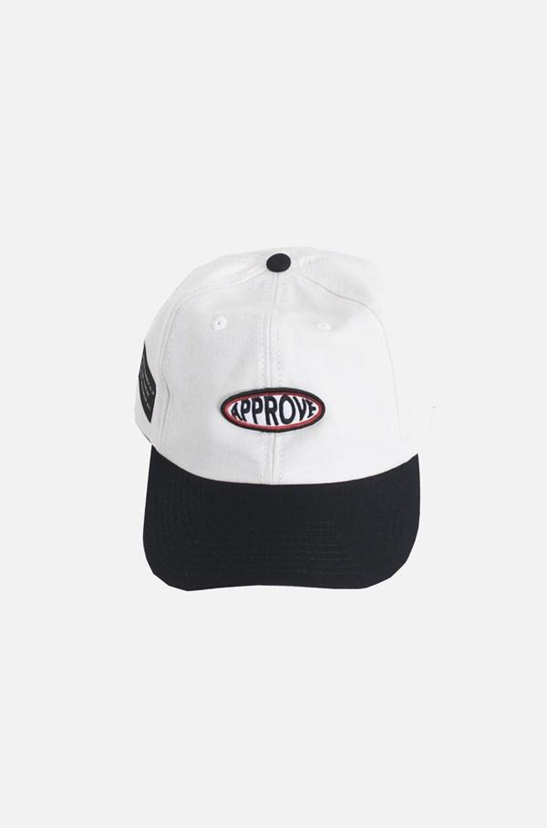 Boné Dad Hat Approve Workwear Off White