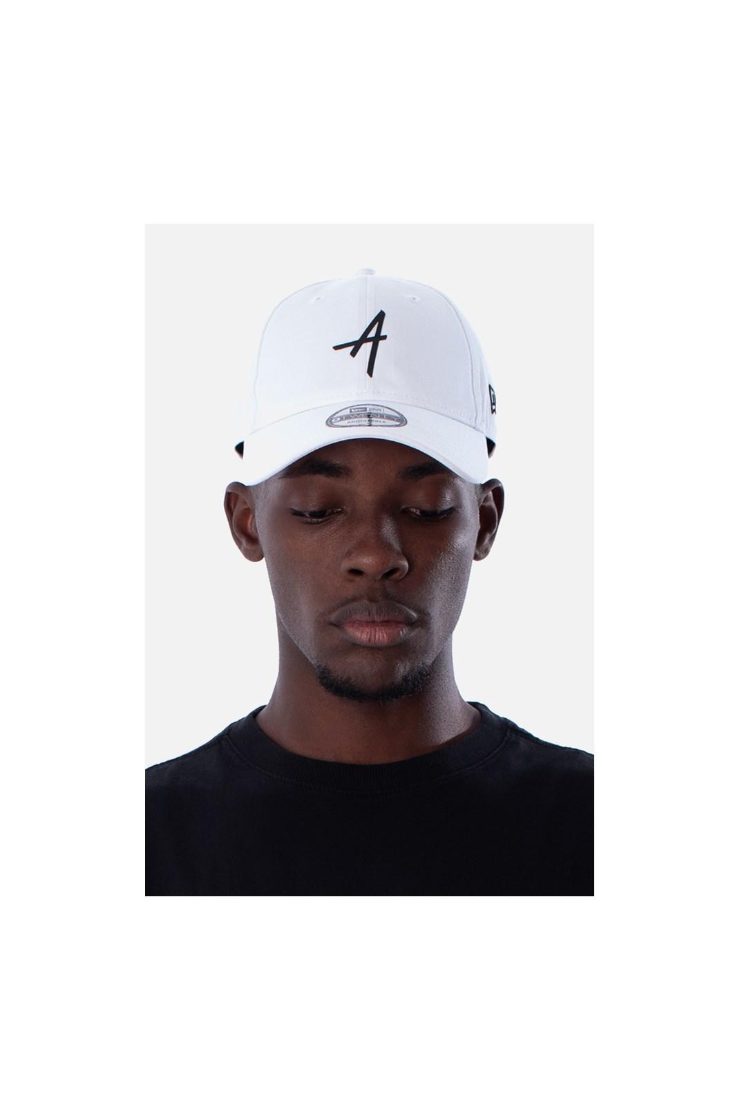 Boné Dad Hat Approve X New Era Classic Branco E Preta V2