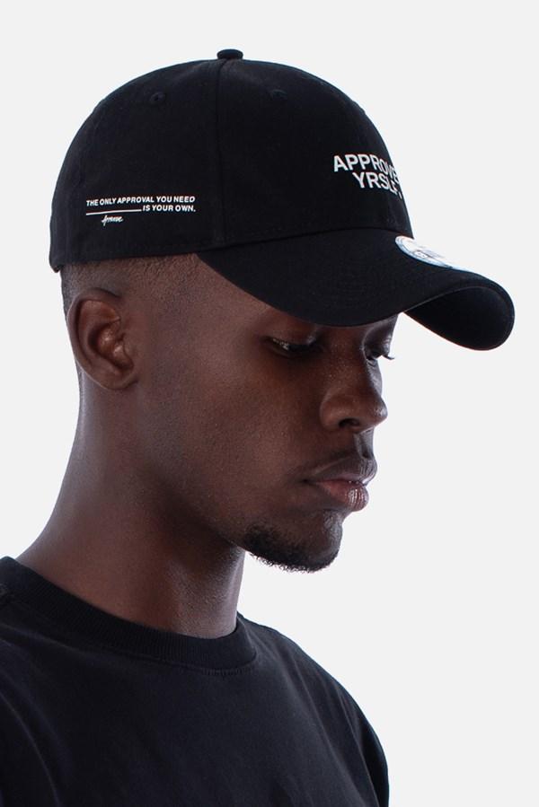 Boné Dad Hat Approve Yrslf X New Era Preto