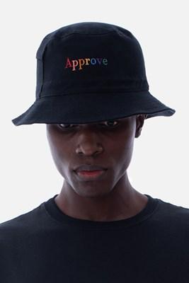 Produto Bucket Approve Rainbow Preto