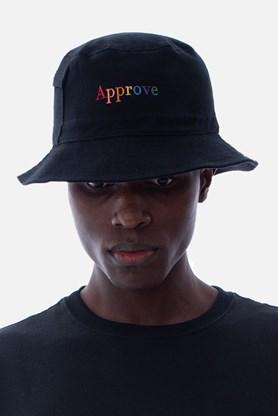 Bucket Approve Rainbow Preto