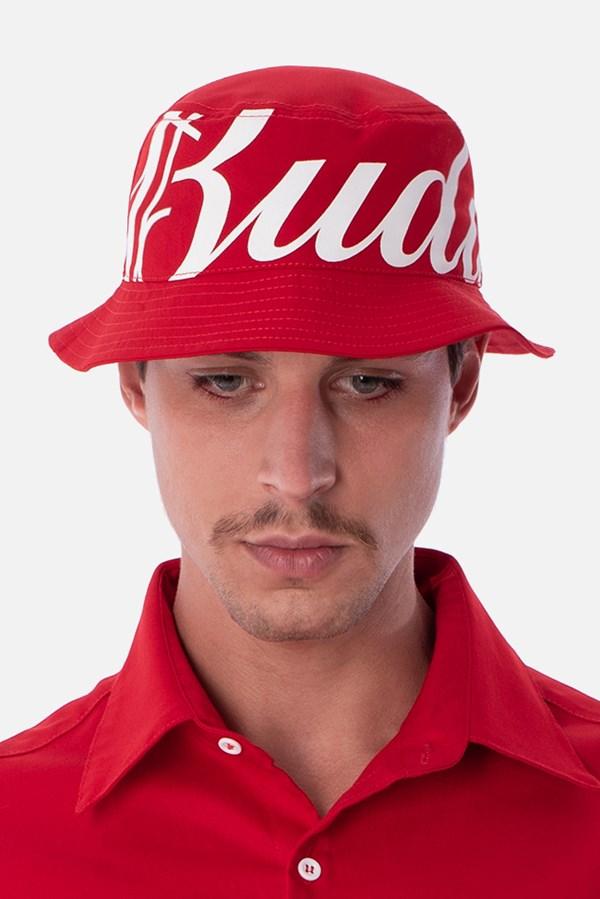 Bucket Approve X Budweiser Vermelho