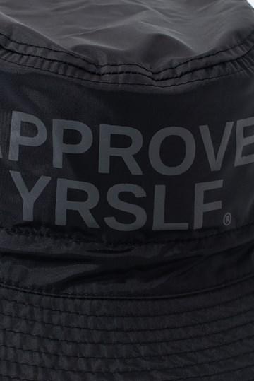 Bucket Approve Yrslf Preto
