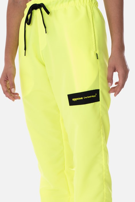 Calça Approve Reference Amarelo Neon