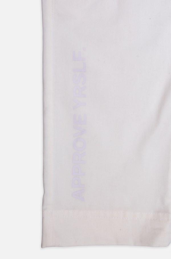 Calça Cargo Approve Yin Yang Off White