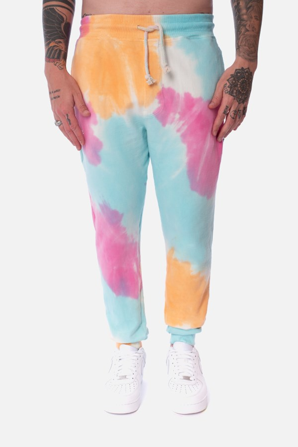 Calça Moletom Approve Tie Dye Colorful