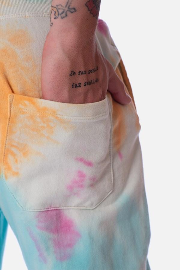 Calça Moletom Approve Tie Dye Colorful