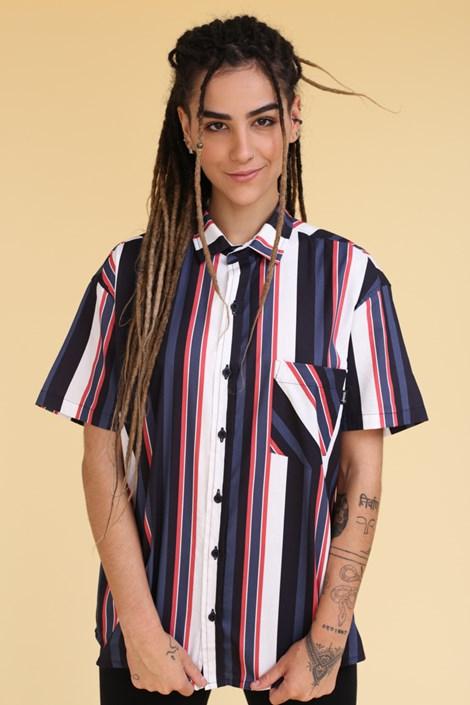 Camisa Approve Listrada Estados Unidos