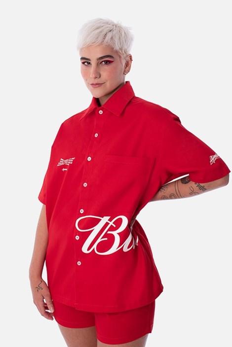 Camisa Approve X Budweiser Vermelha