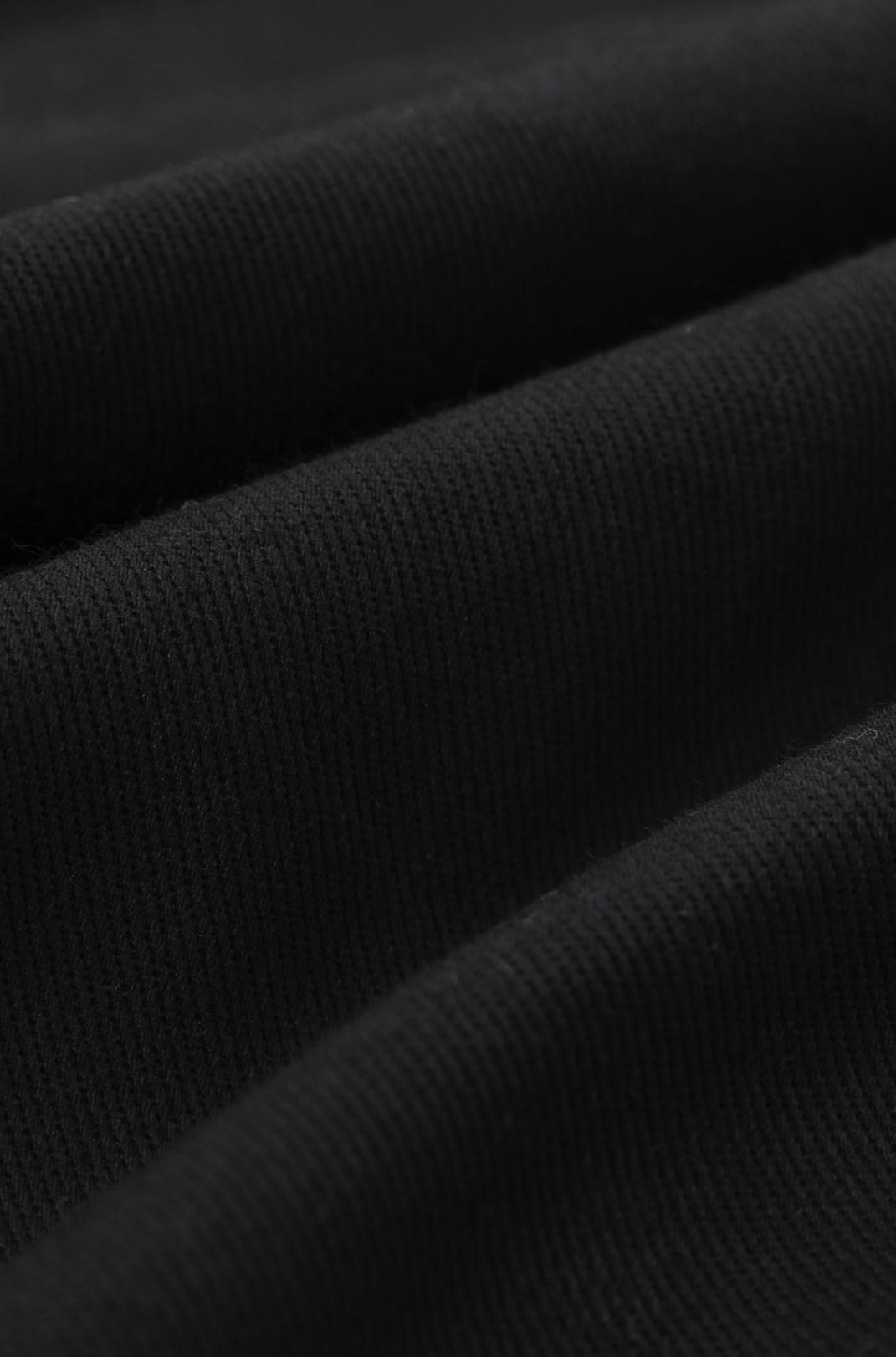 Camisa Sarja Approve Workwear Preto