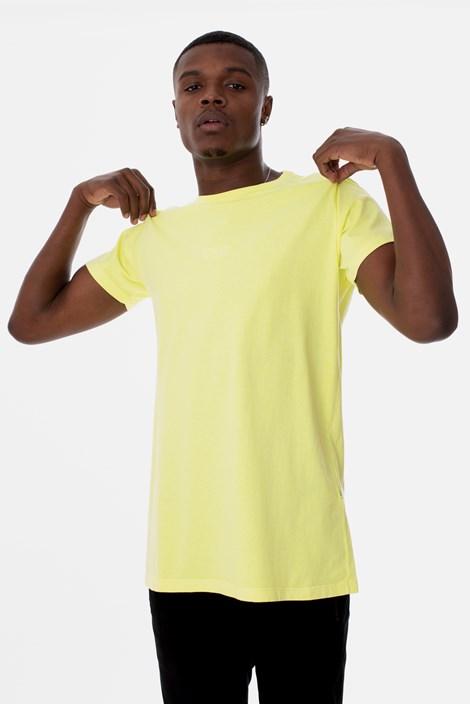 Camiseta Approve Amarelo Neon