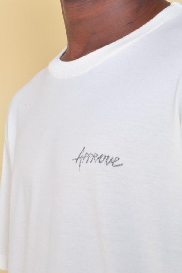Camiseta Approve Bambu Off White