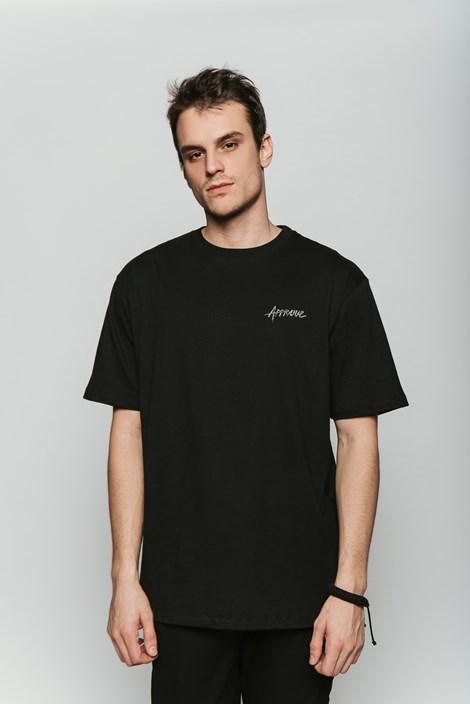 Camiseta Approve Bambu Preta