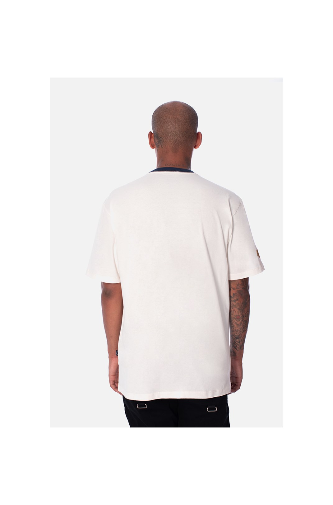 Camiseta Approve Boxing Club Off White