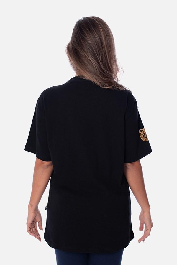 Camiseta Approve Boxing Club Preta