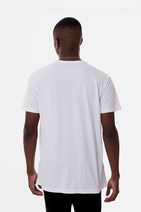 Camiseta Approve Classic Branca e Vermelha