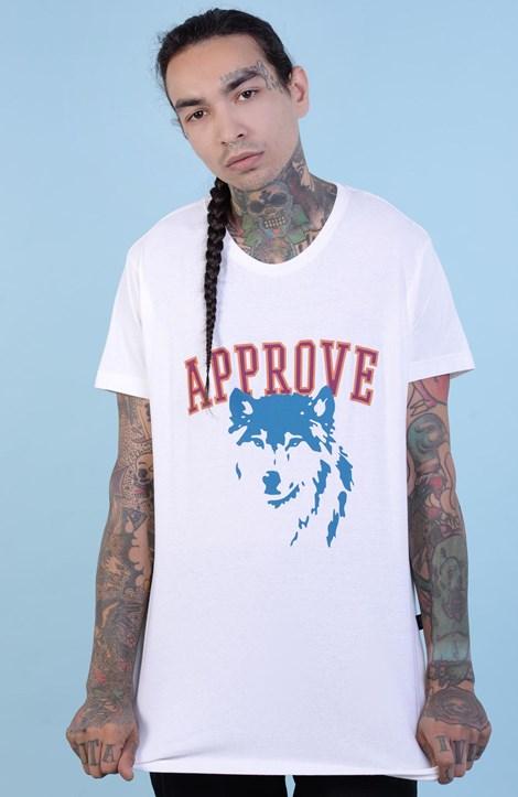 Camiseta Approve College Off White