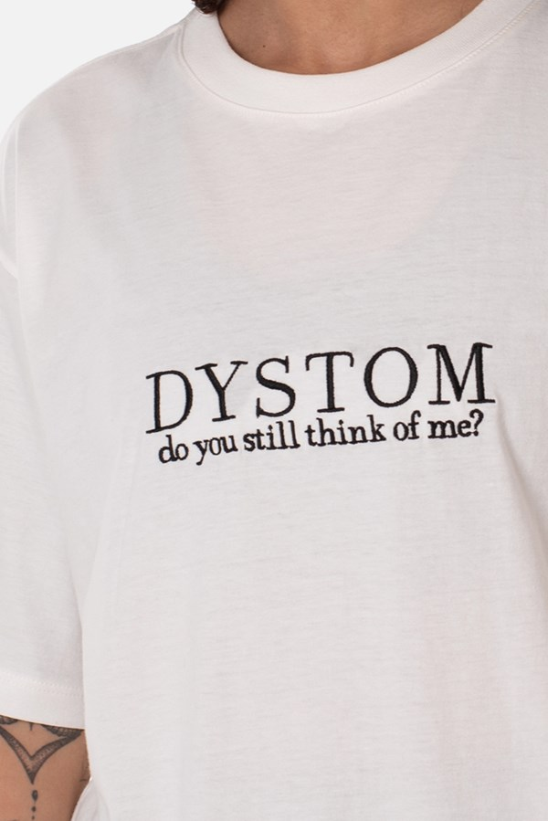 Camiseta Approve Dystom Off White
