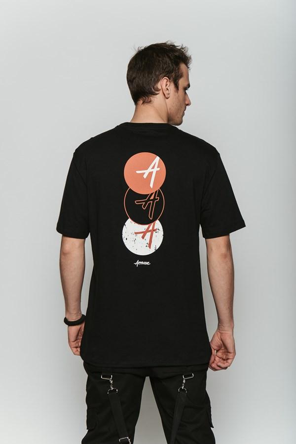 Camiseta Approve Eclipse Preta