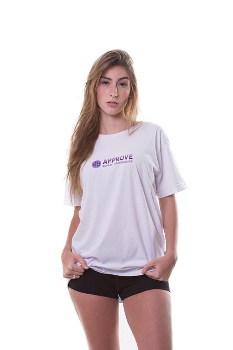 Camiseta Approve Global Branca