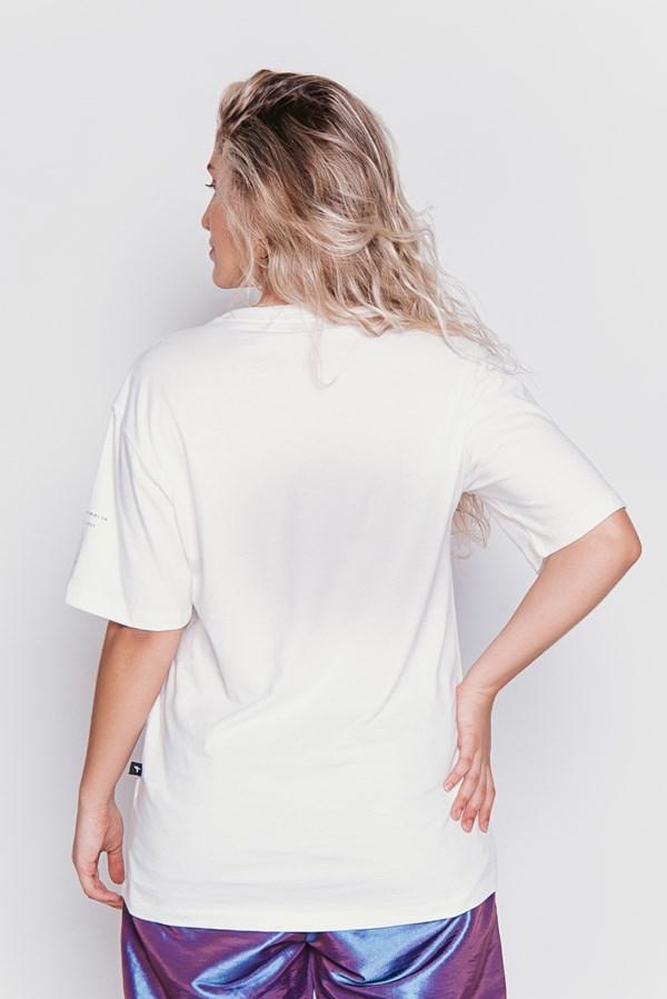 Camiseta Approve Interplanetar Off White