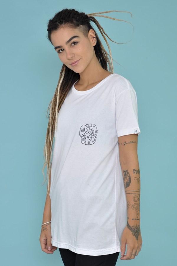 Camiseta Approve Jelly Branca