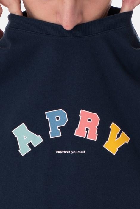 Camiseta Approve Kindergarten Azul Marinho