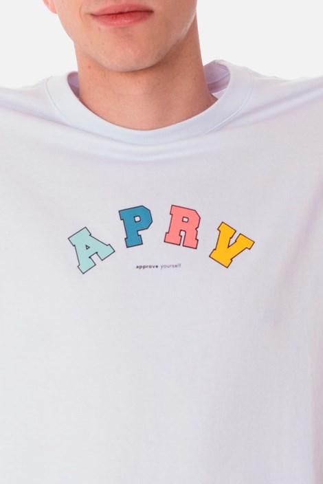 Camiseta Approve Kindergarten Branco