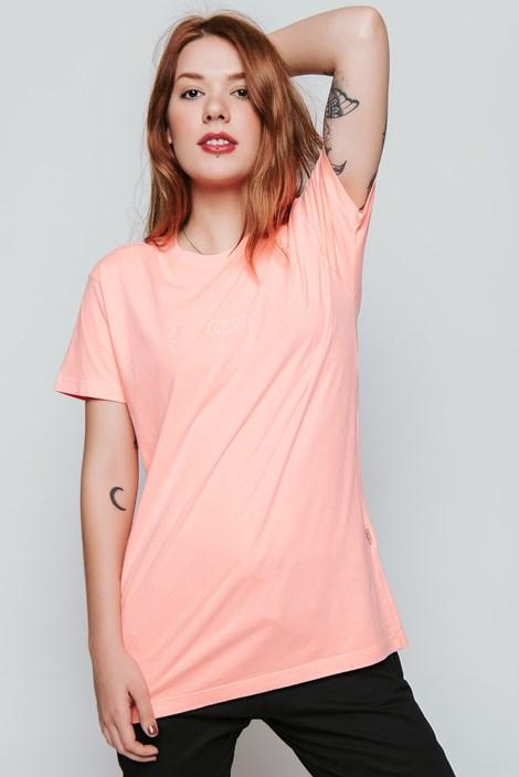 Camiseta Approve Laranja Neon