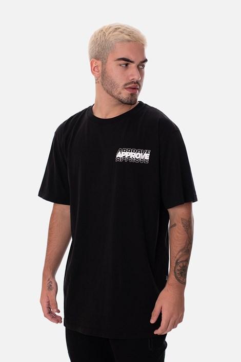 Camiseta Approve Liquid Preta