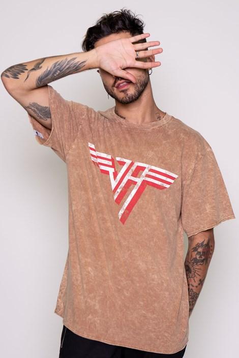 Camiseta Approve Rockstar Van Halen Marmorizada